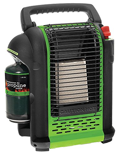 Best Portable Garage Heater : Btu portable infrared propane heater
