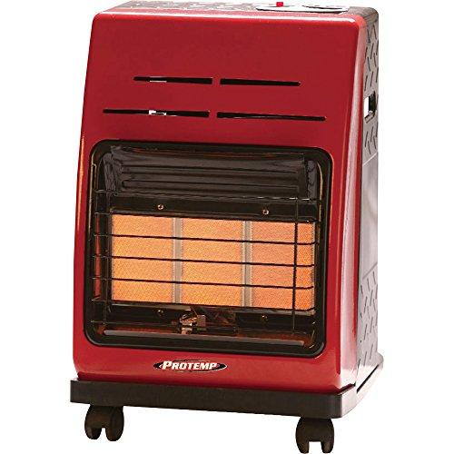 Protemp Portable Propane Cabinet Heater 18 000 Btu