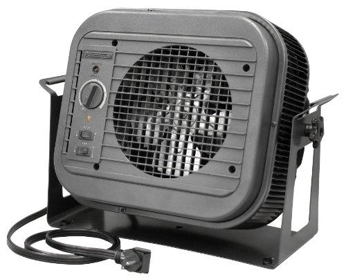 Portable Garage Heaters : Fahrenheat nph a heavy duty portable heater volt