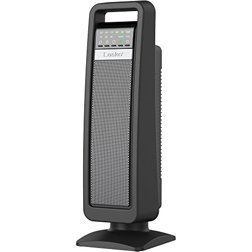 lasko energy efficient portable ceramic tower heater with save smart technology - Lasko Heaters