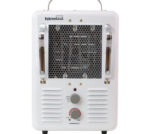 Qmark Mmhd1502t Deluxe Portable Fan Forced Utility Heater